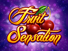 Автомат Fruit Sensation в казино Вулкан
