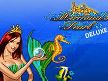 Автомат Mermaid's Pearl Deluxe от клуба Вулкан 24