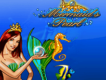 Аппарат Mermaid's Pearl от клуба Вулкан 24