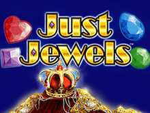 Just Jewels в клубе Вулкан