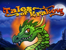 Tales Of Krakow в казино Вулкан